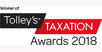 tax award finalist 2018